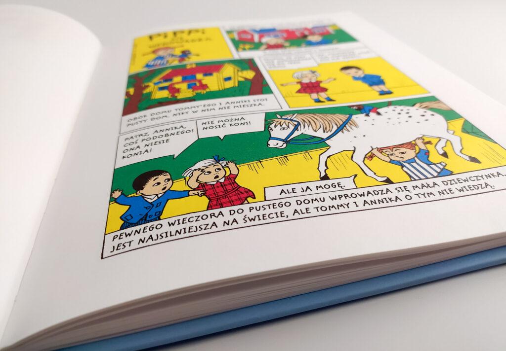 komiksy pippi astrid lindgren 1