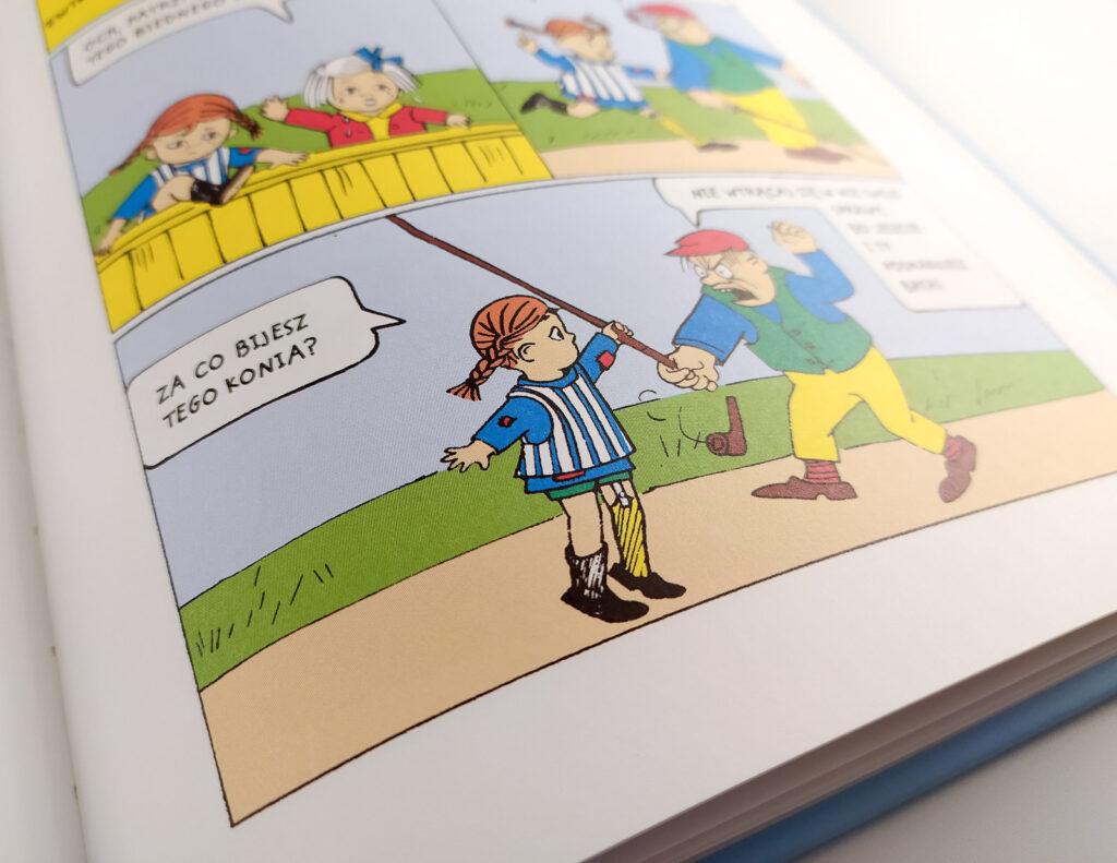 komiksy pippi astrid lindgren 10