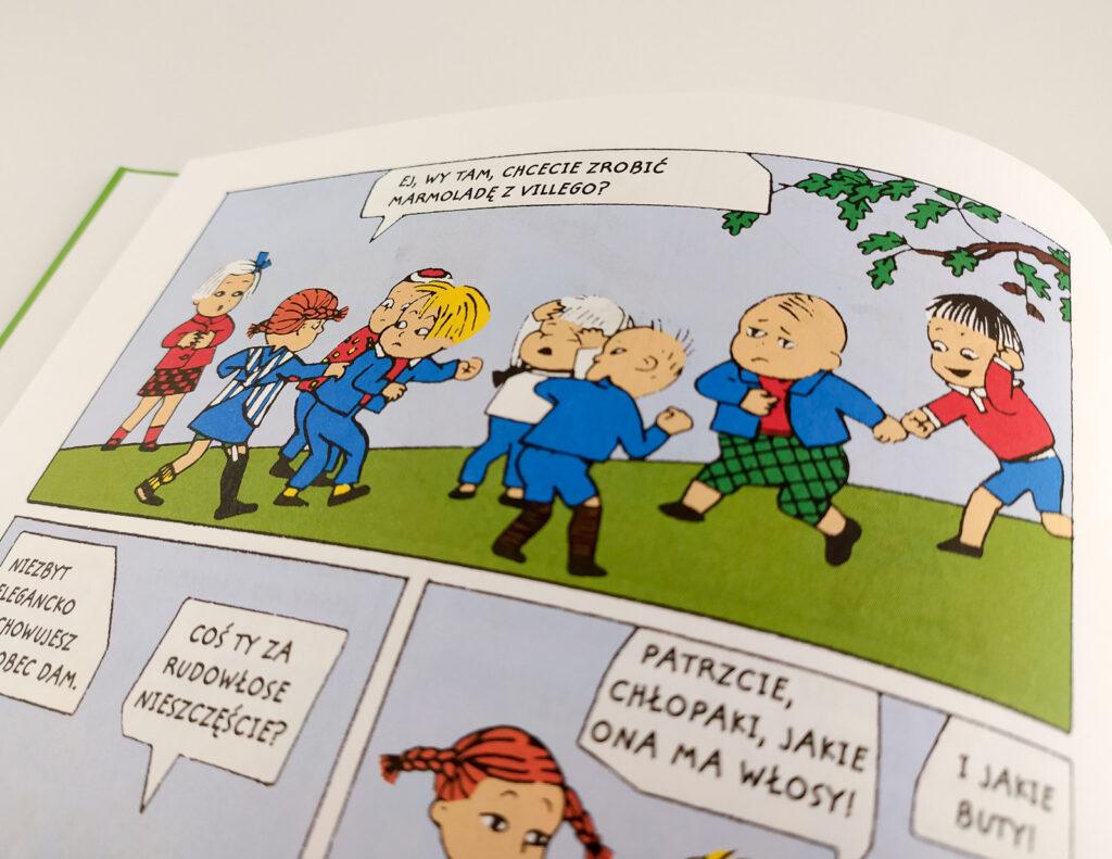 komiksy pippi astrid lindgren 11