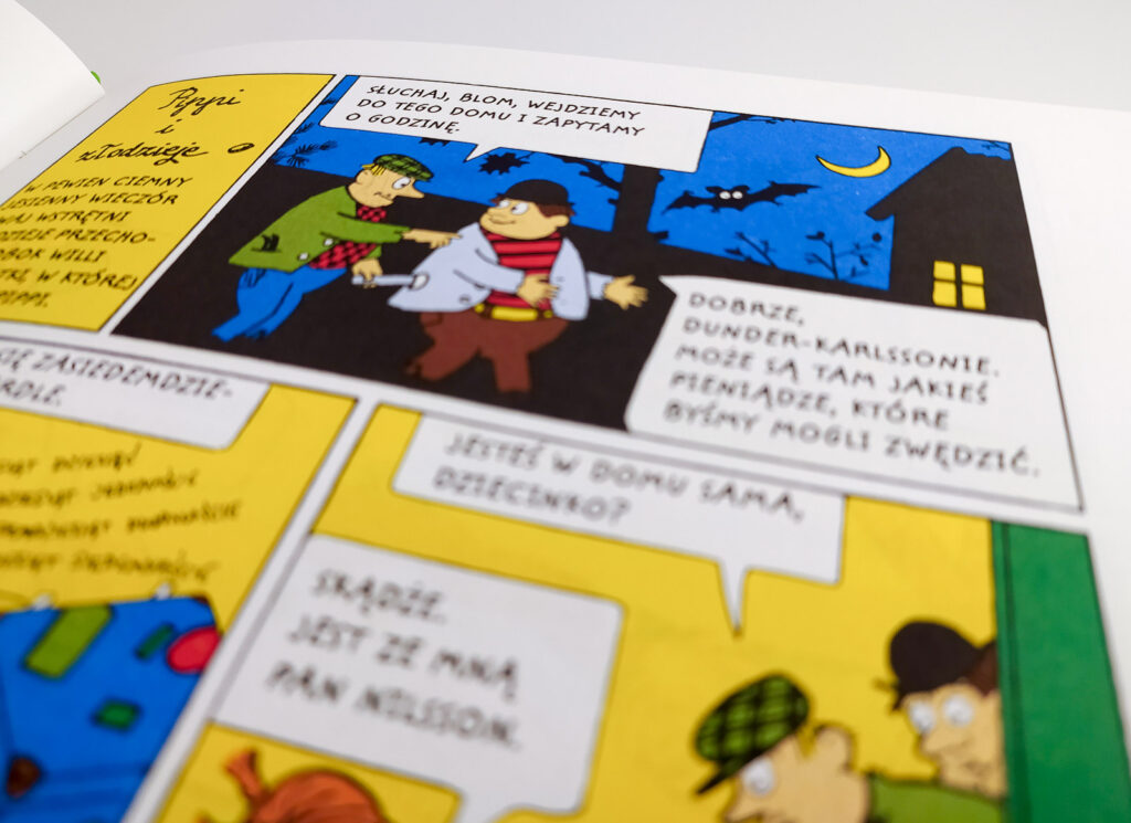 komiksy pippi astrid lindgren 12