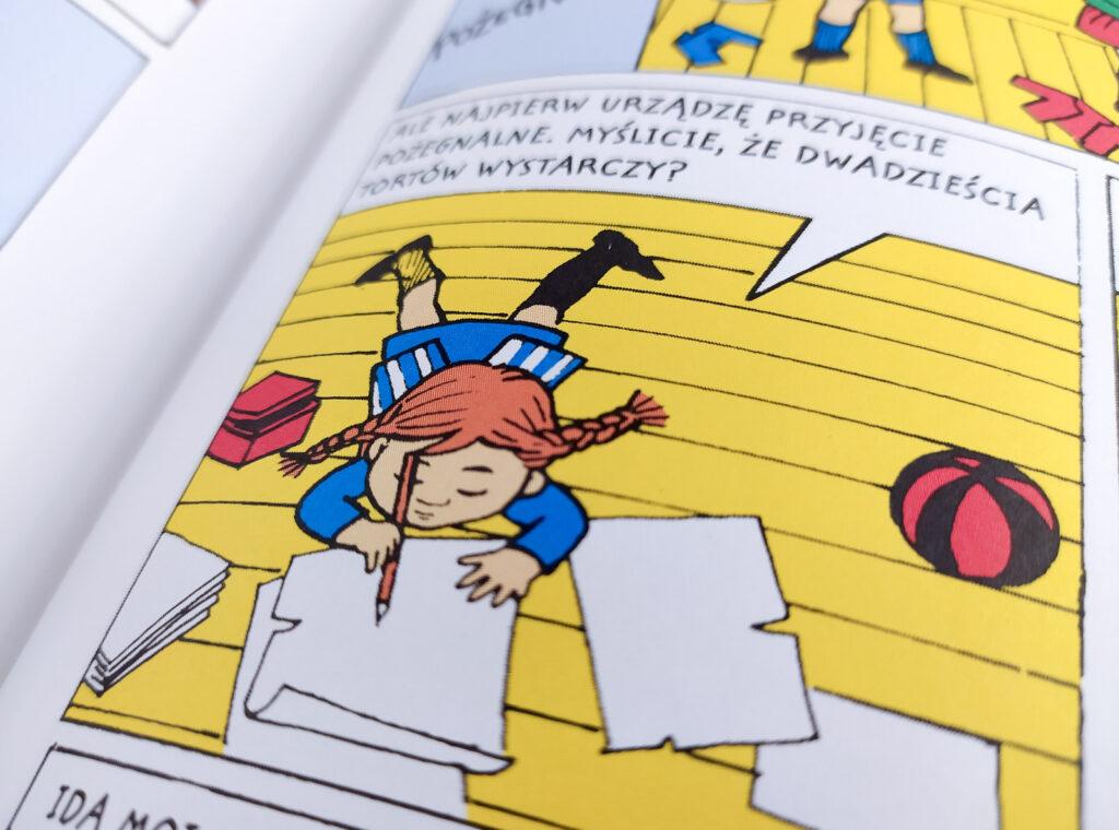 komiksy pippi astrid lindgren 19