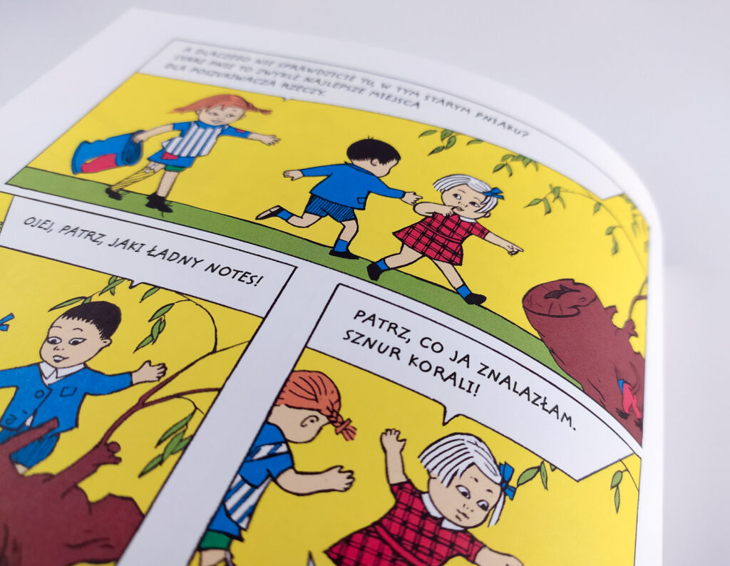 komiksy pippi astrid lindgren 2