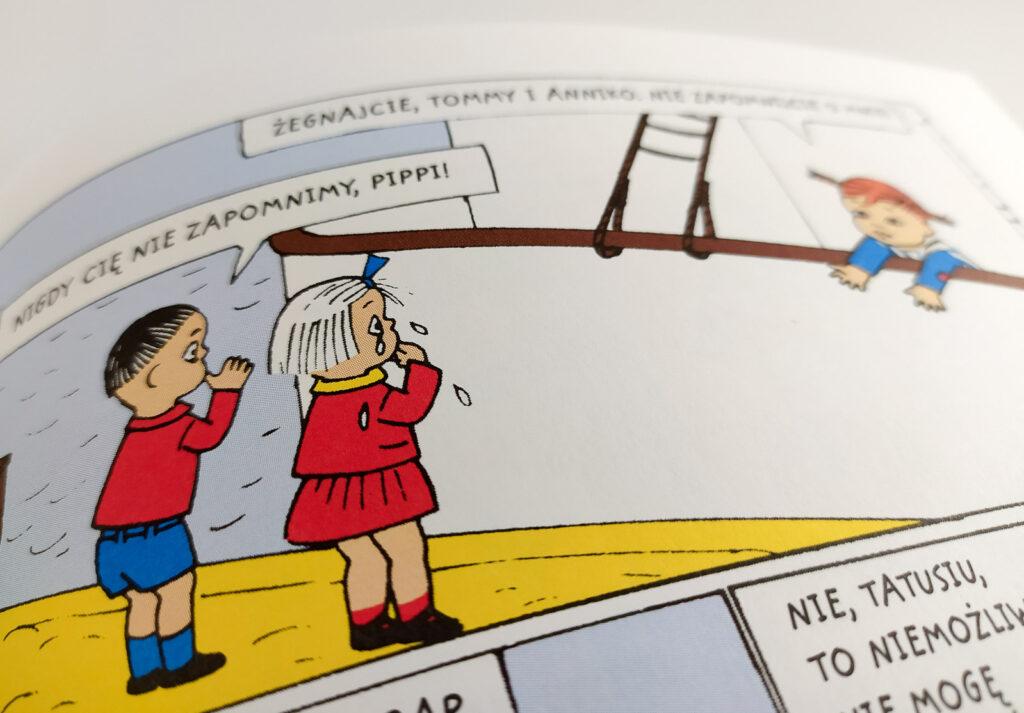 komiksy pippi astrid lindgren 20