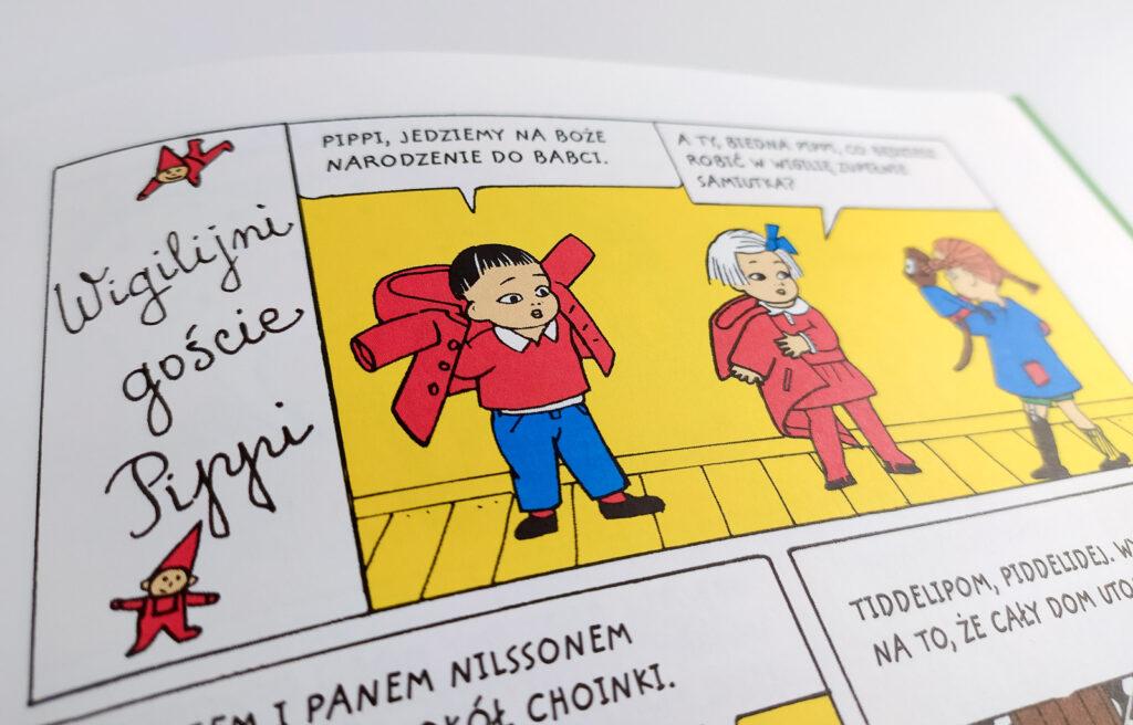komiksy pippi astrid lindgren 22