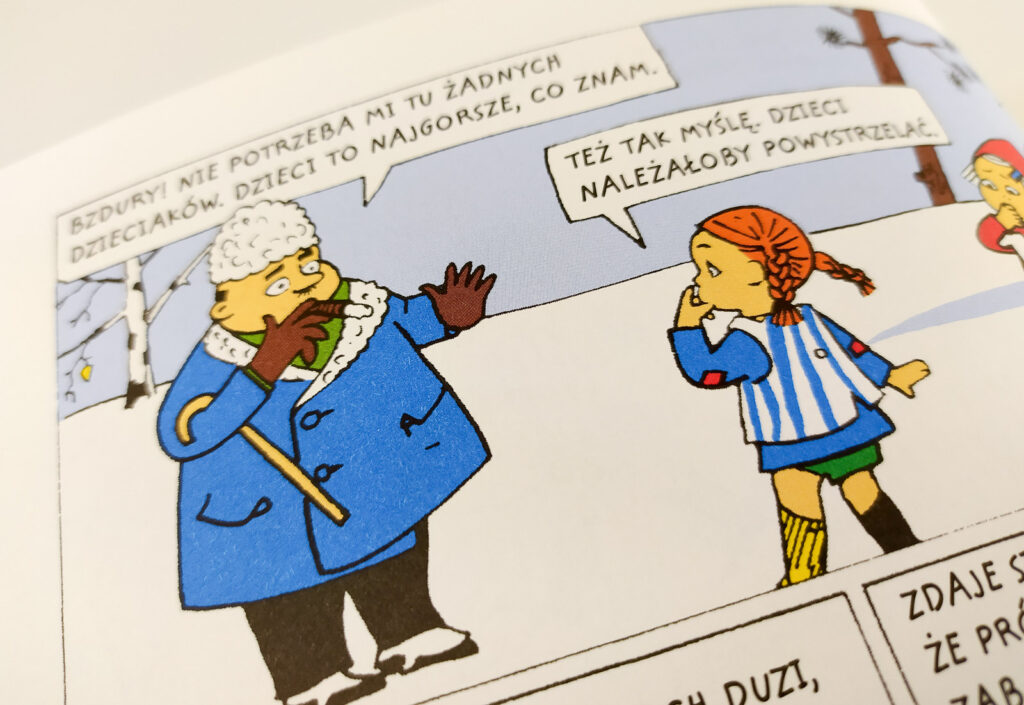 komiksy pippi astrid lindgren 24