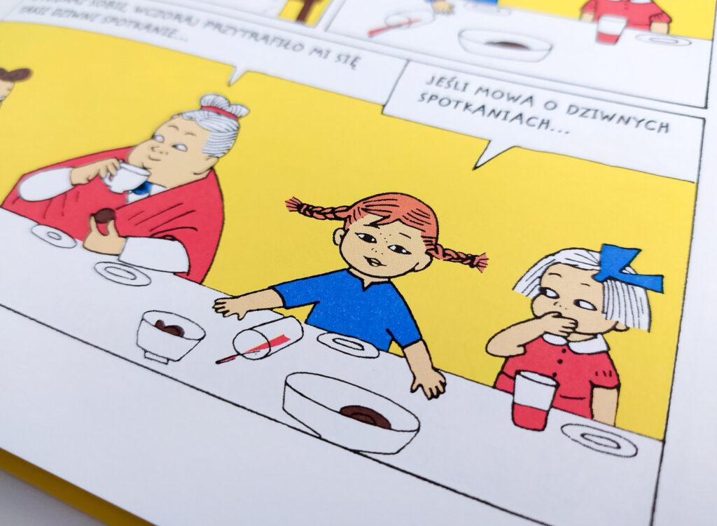 komiksy pippi astrid lindgren 25