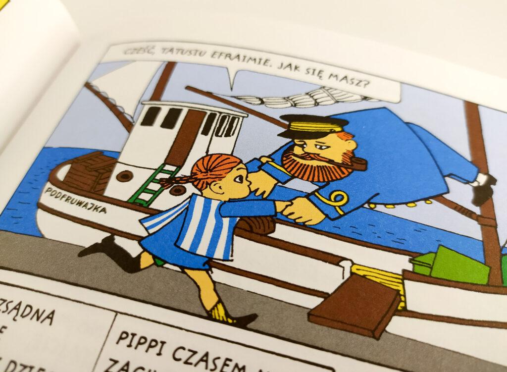 komiksy pippi astrid lindgren 27