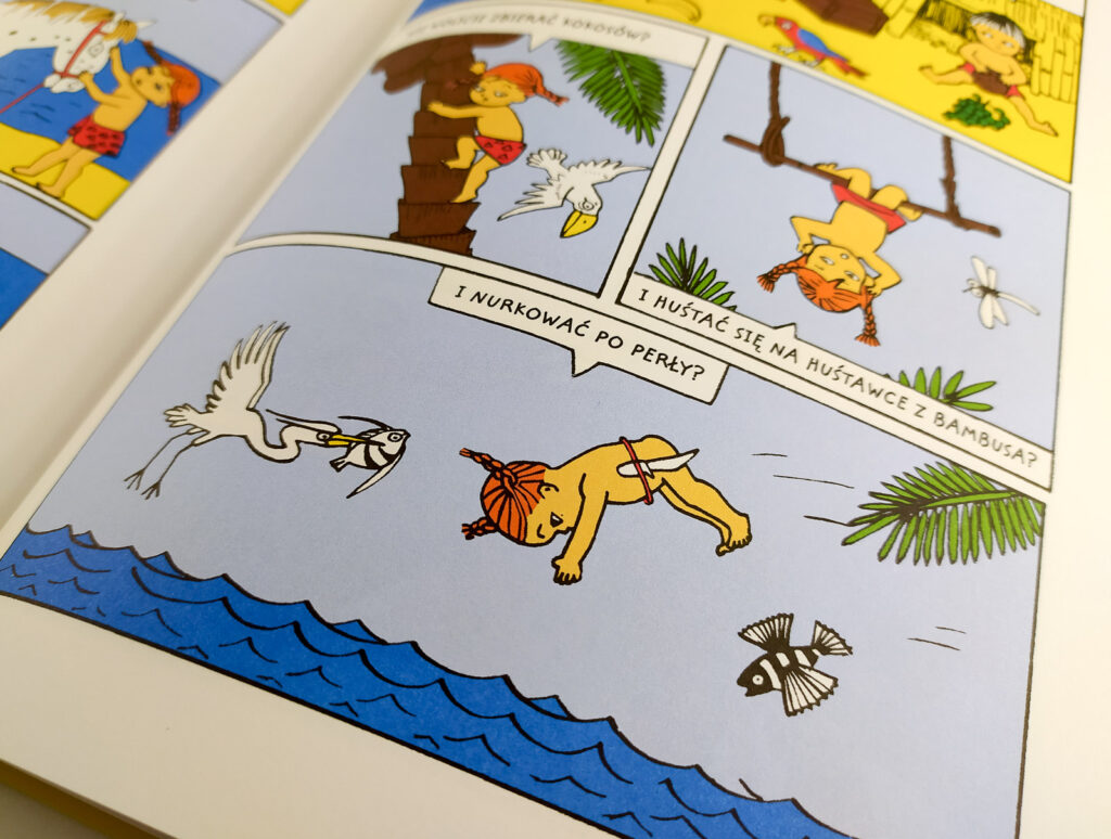 komiksy pippi astrid lindgren 29