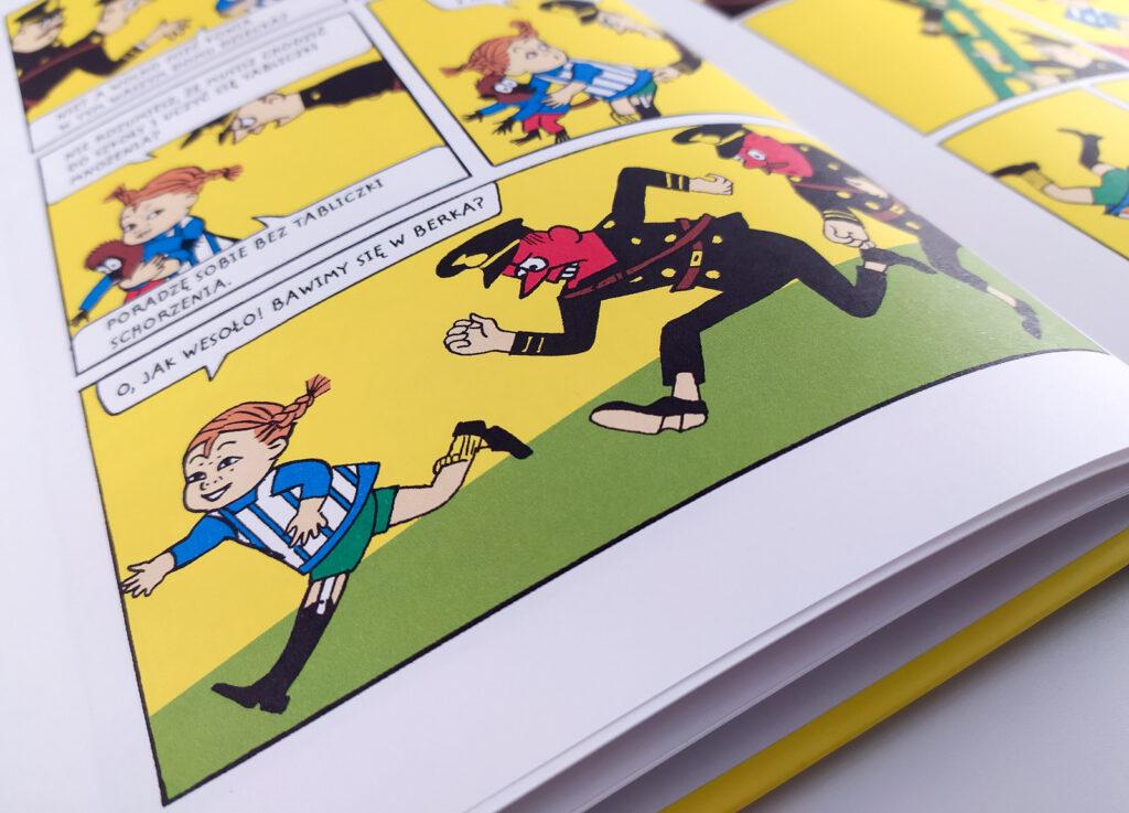 komiksy pippi astrid lindgren 3