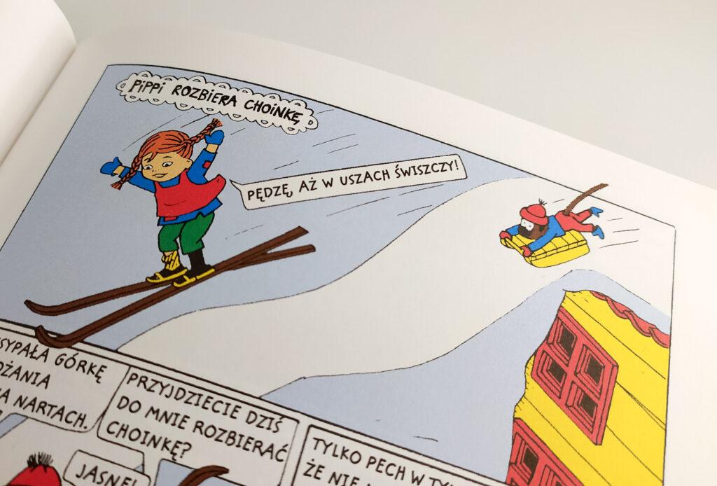 komiksy pippi astrid lindgren 32