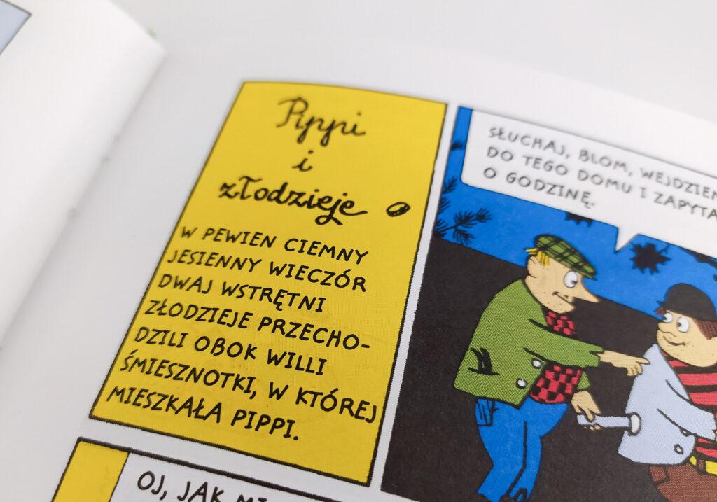 komiksy pippi astrid lindgren 33