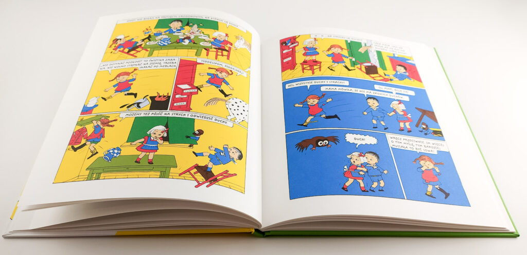 komiksy pippi astrid lindgren 35