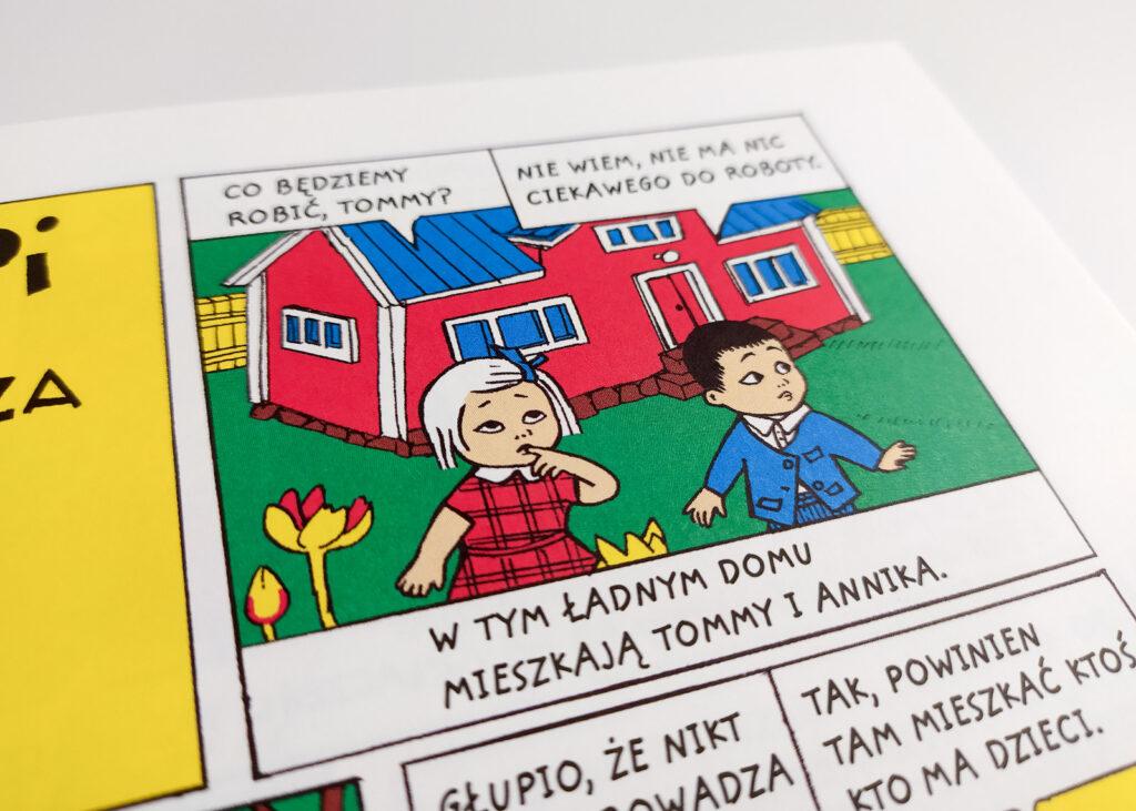 komiksy pippi astrid lindgren 36