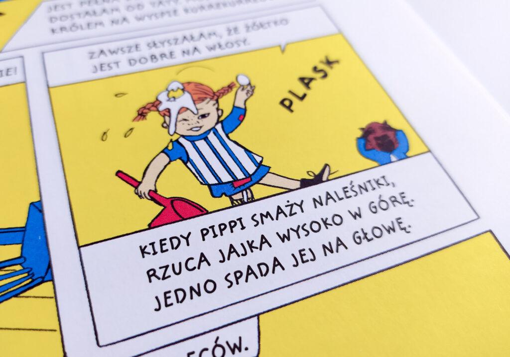 komiksy pippi astrid lindgren 38