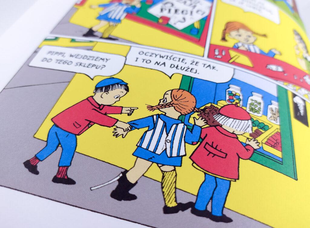 komiksy pippi astrid lindgren 6