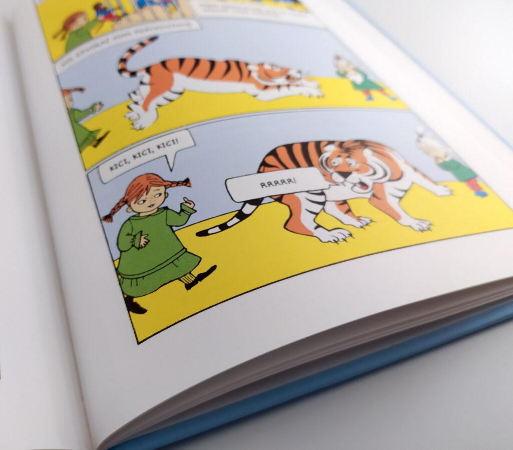 komiksy pippi astrid lindgren 8