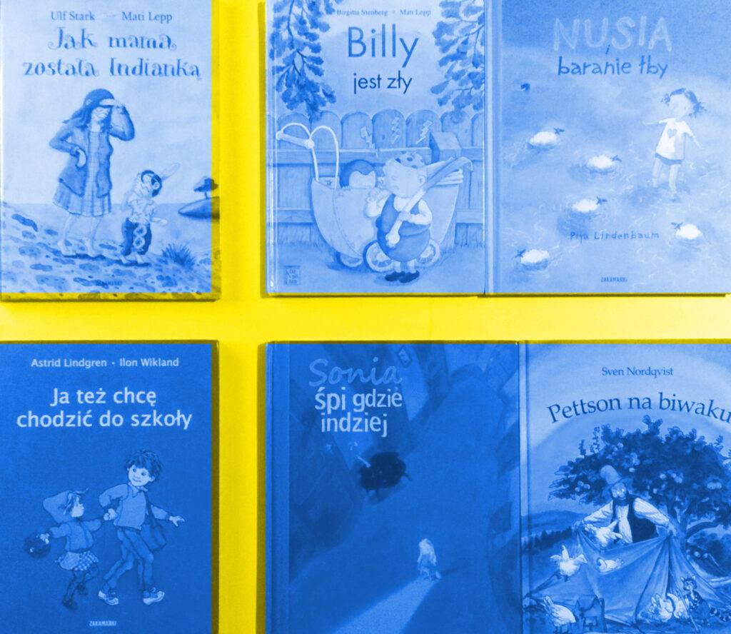 literatura szwedzka dla dzieci
