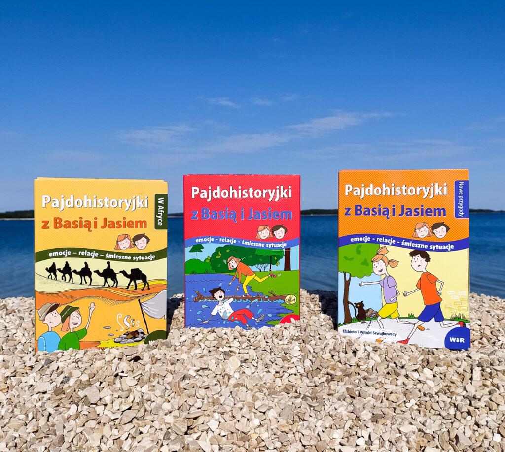 """""""Pajdohistoryjki"""" – pretekst do zabaw językowych, rozmów o sobie i świecie oraz zachęta do małych i dużych podróży"""