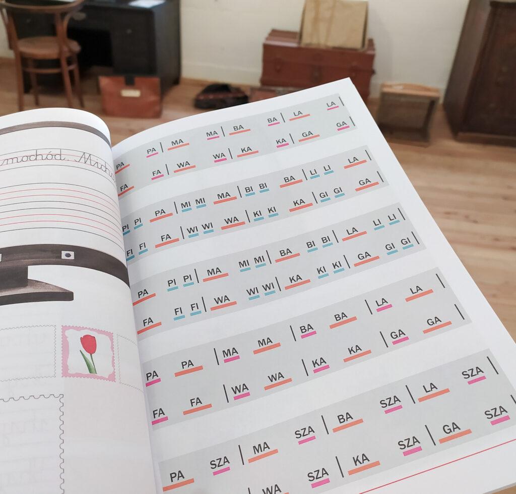 kocham szkole nauka czytania metoda symultaniczno sekwencyjna 17