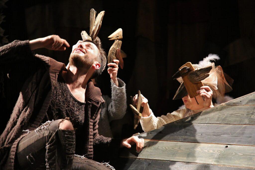 teatr maska o mniejszych braciszkach sw franciszka 11