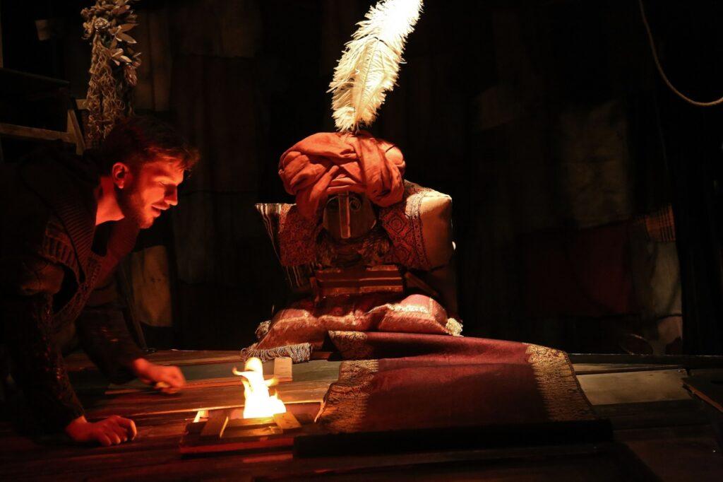 teatr maska o mniejszych braciszkach sw franciszka 4