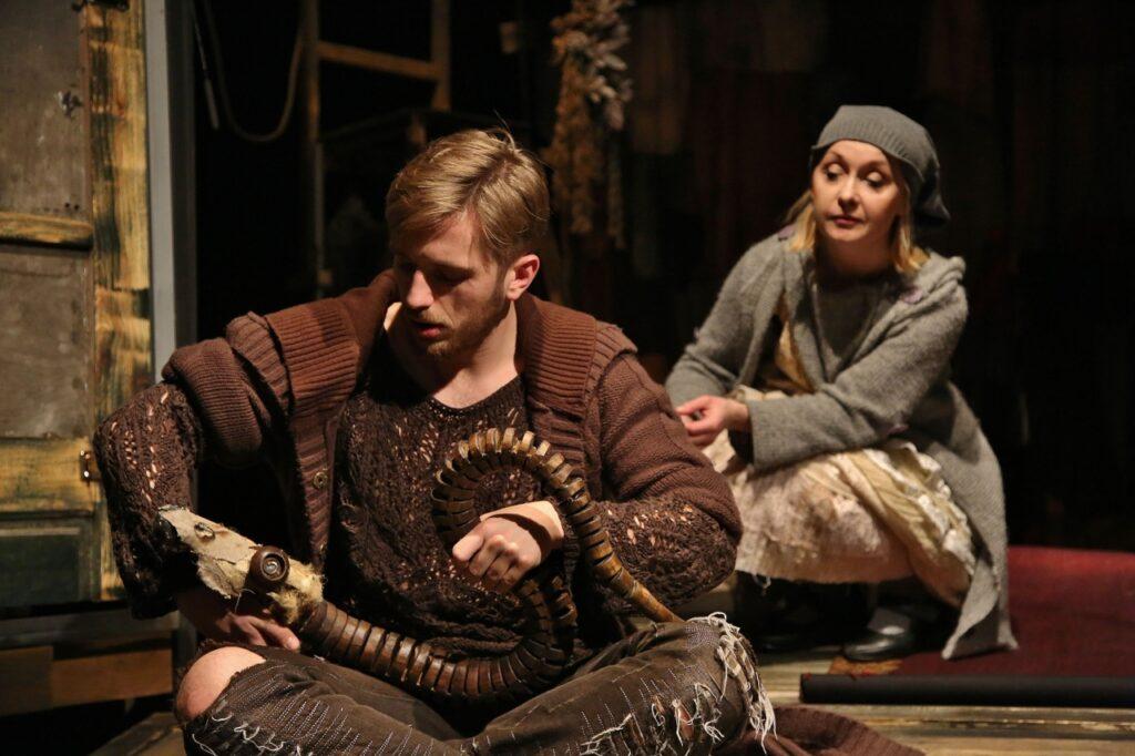 teatr maska o mniejszych braciszkach sw franciszka 5