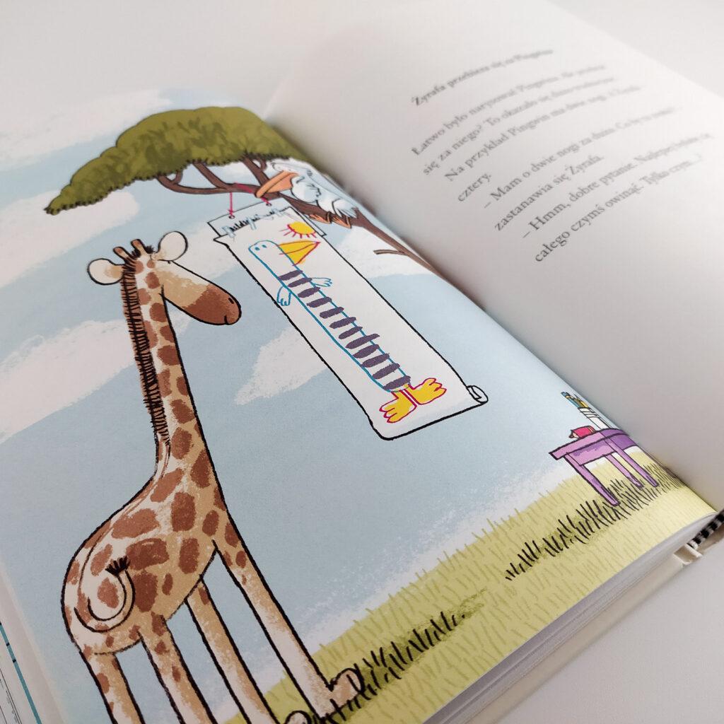 z pozdrowieniami zyrafa megumi iwasa 10
