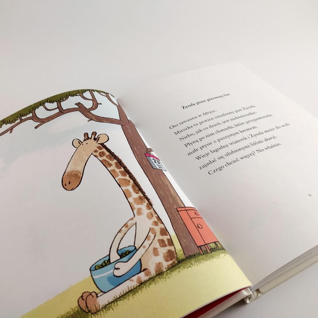 z pozdrowieniami zyrafa megumi iwasa 3
