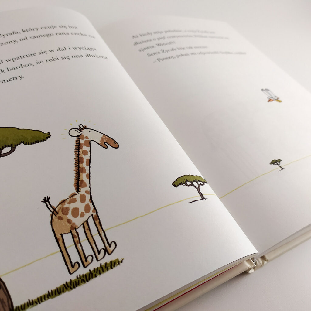 z pozdrowieniami zyrafa megumi iwasa 7