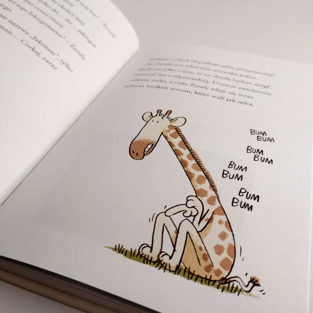 z pozdrowieniami zyrafa megumi iwasa 8