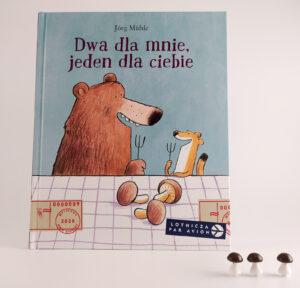 """Jörg Mühle """"Dwa dla mnie, jeden dla ciebie"""" – o trudach i radości dzielenia się"""