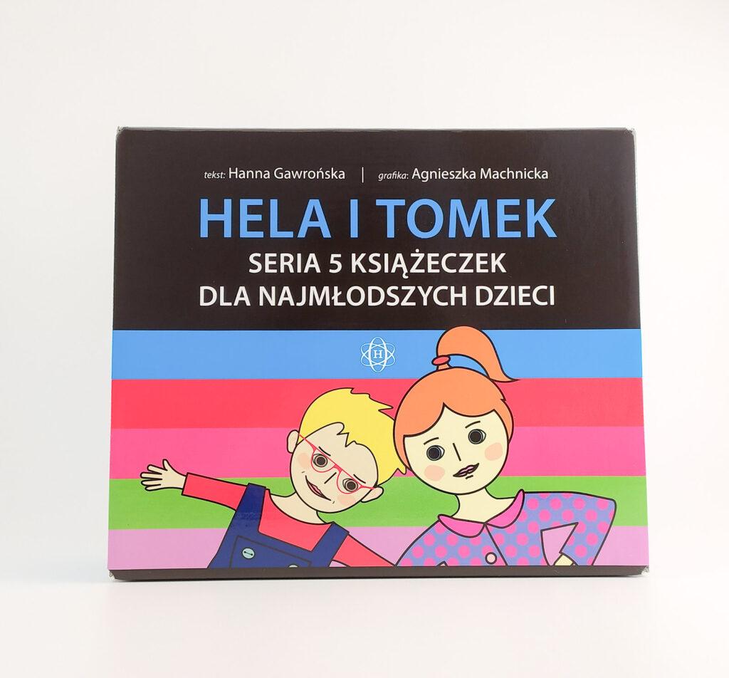 hela i tomek seria ksiazeczek harmonia 1