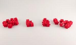 kubiki klocki kategoryzacja