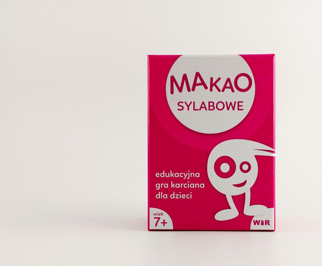 makao sylabowe gra karciana 1