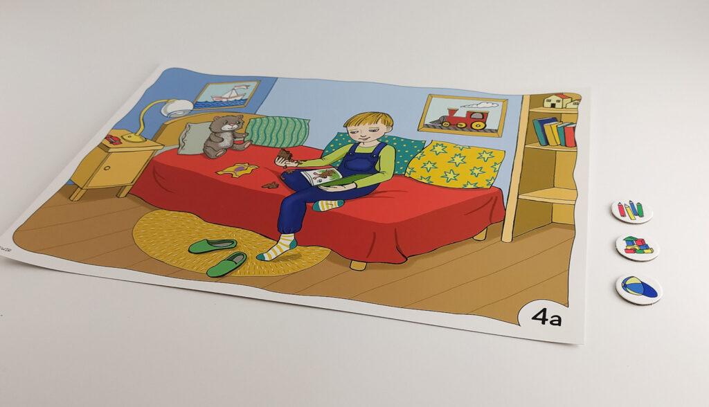 opowiadania do sluchania cwiczenia percepcji wzrokowej 18