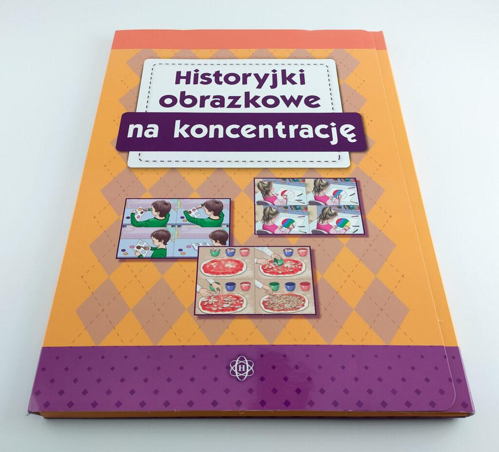 historyjki obrazkowe na koncentracje 3
