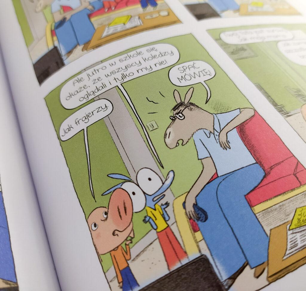 komiksy ariol 24
