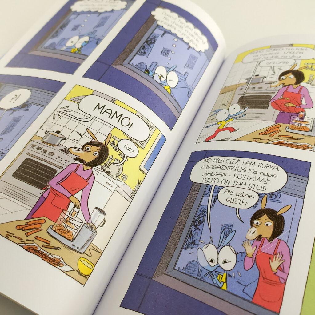 komiksy ariol 32