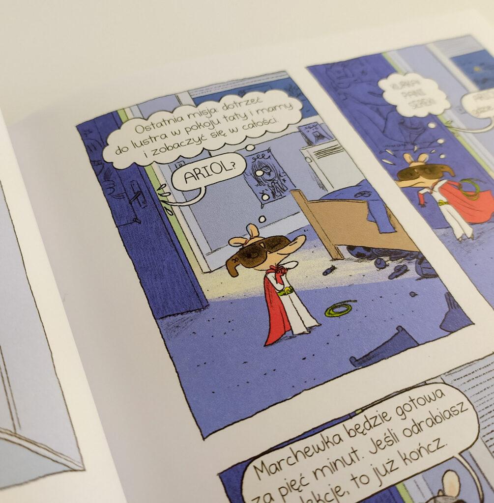 komiksy ariol 36