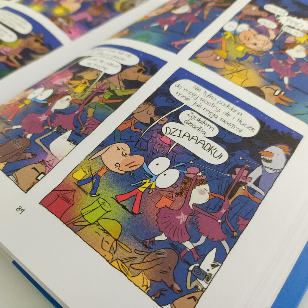 komiksy ariol 43