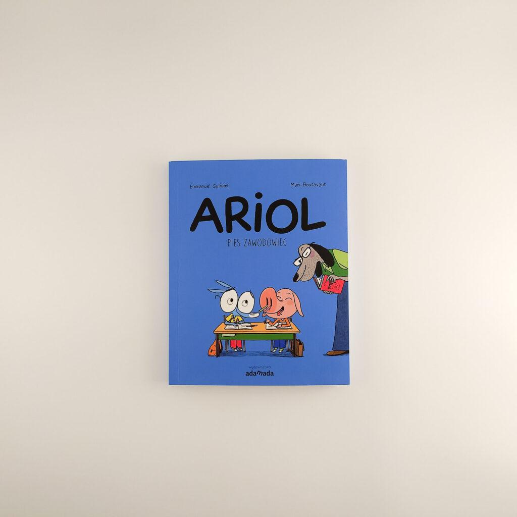komiksy ariol 46