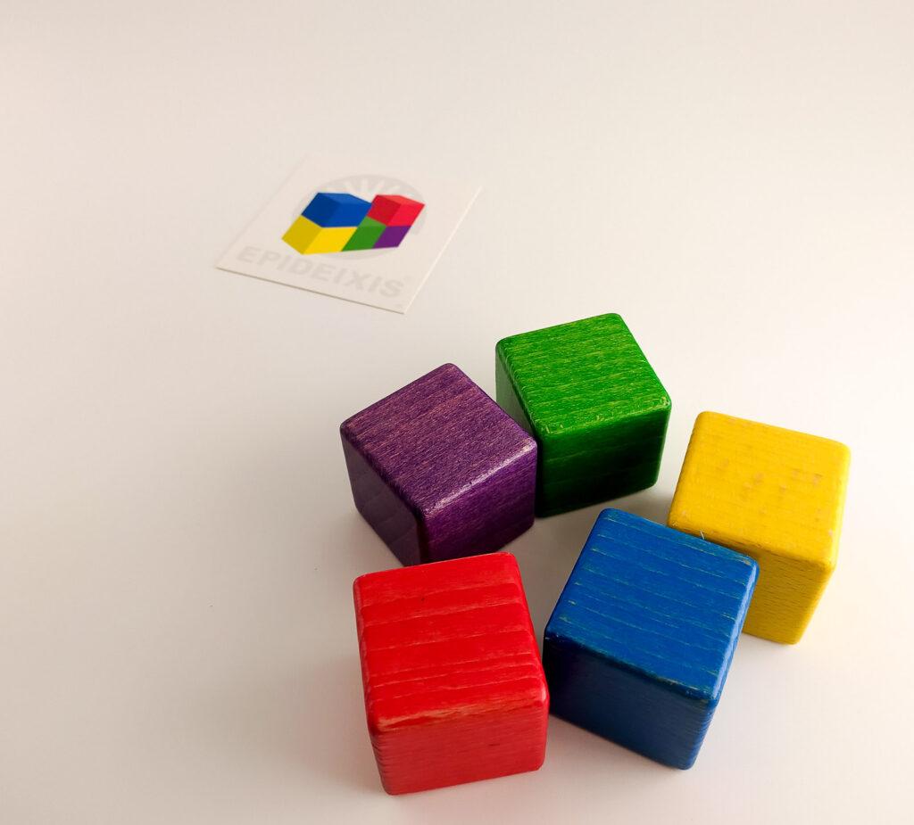 kubik gra logiczna 7