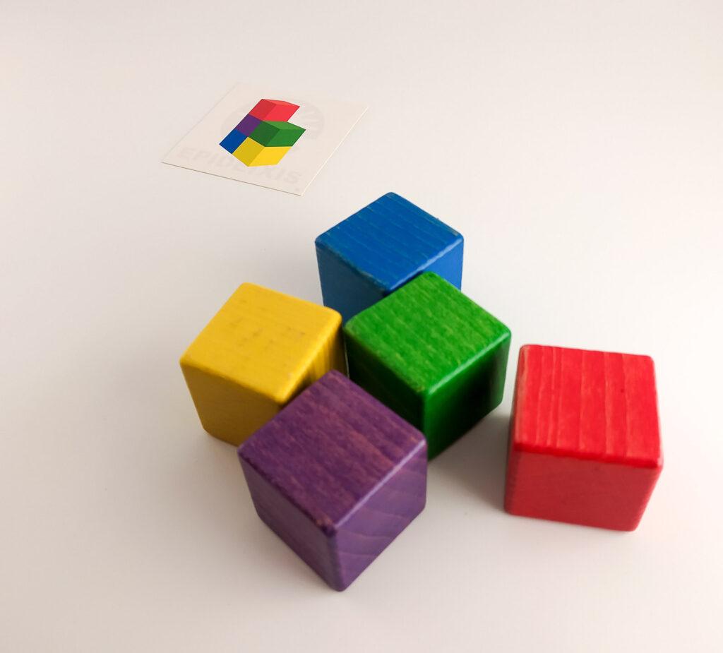 kubik gra logiczna 9