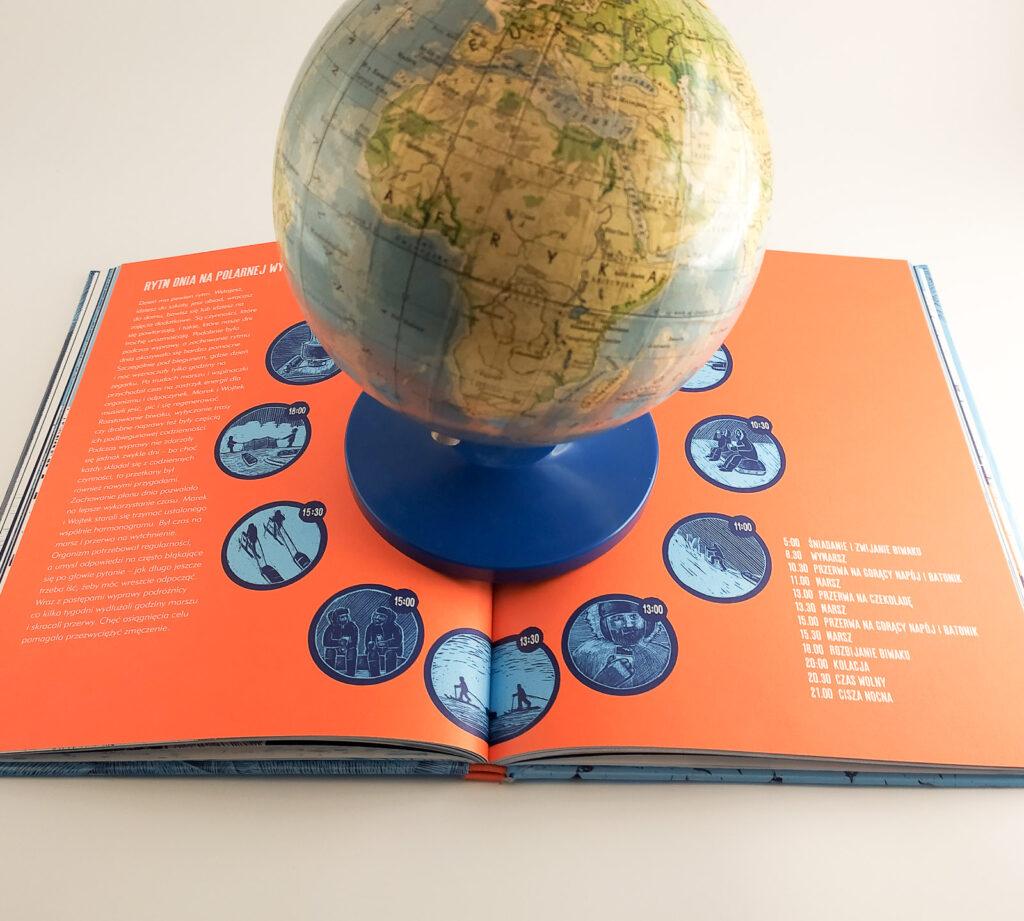 marek kaminski jak zdobyc biegun ziemi w rok 5
