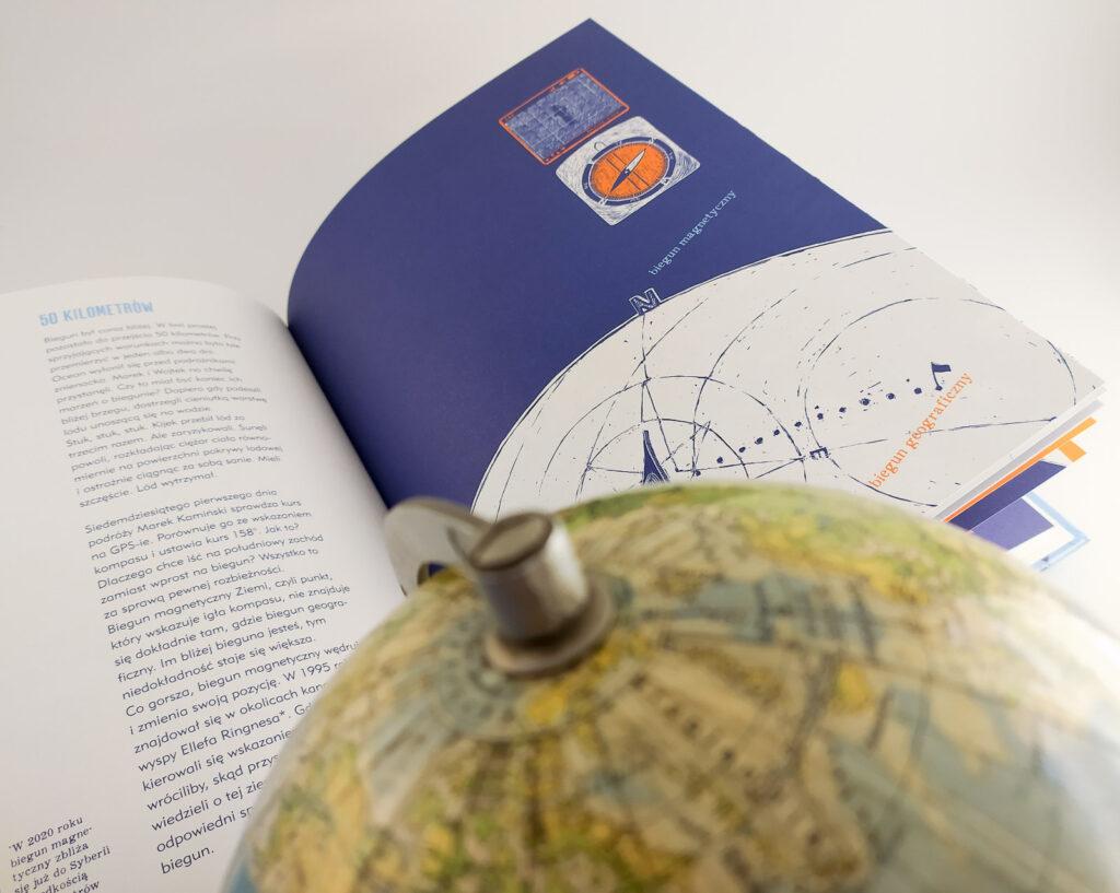 marek kaminski jak zdobyc biegun ziemi w rok 7