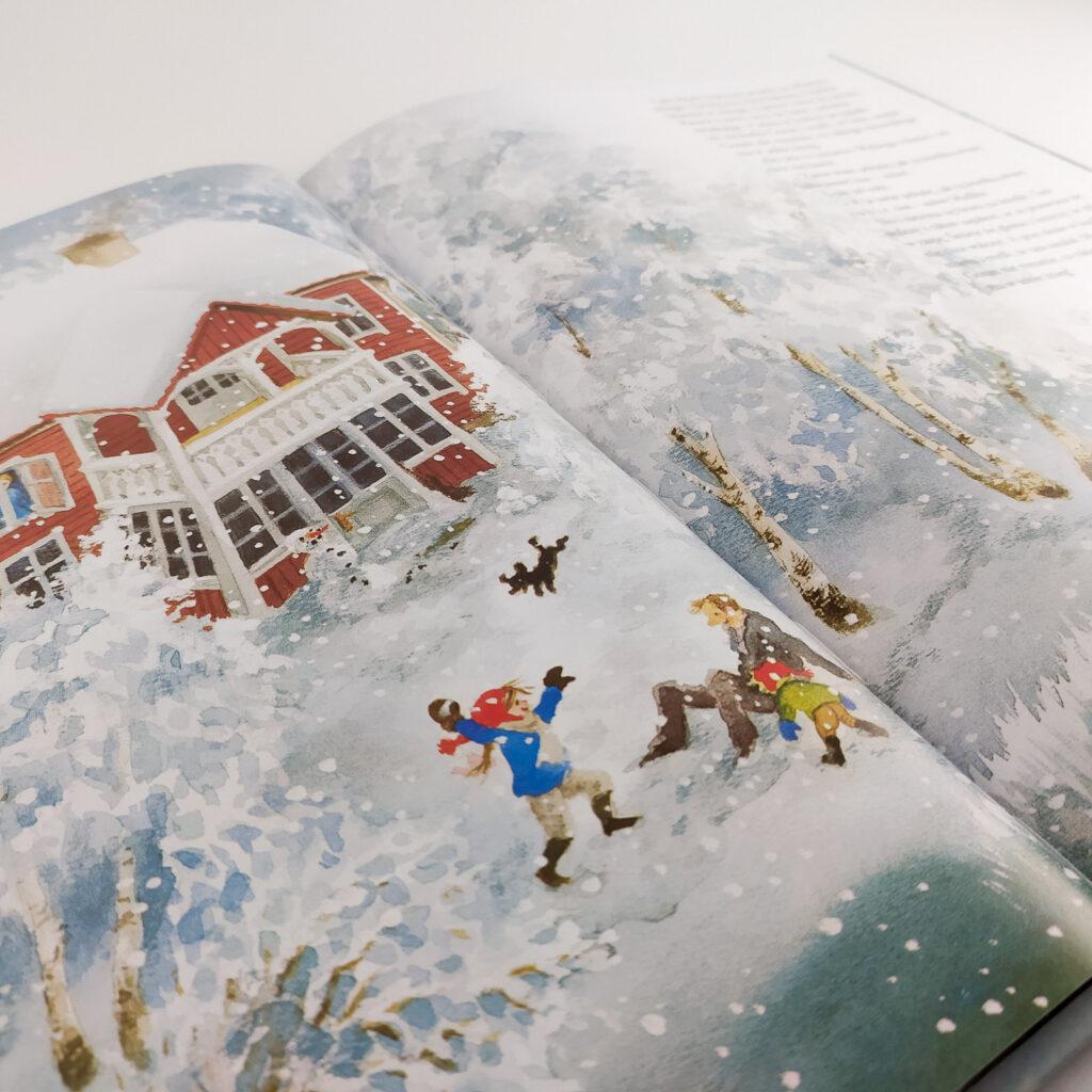 patrz madika pada snieg astrid lindgren 6