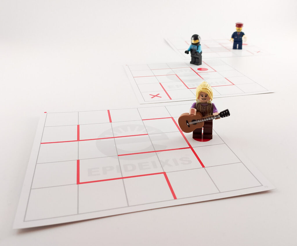labirynt gra logiczna dla dzieci