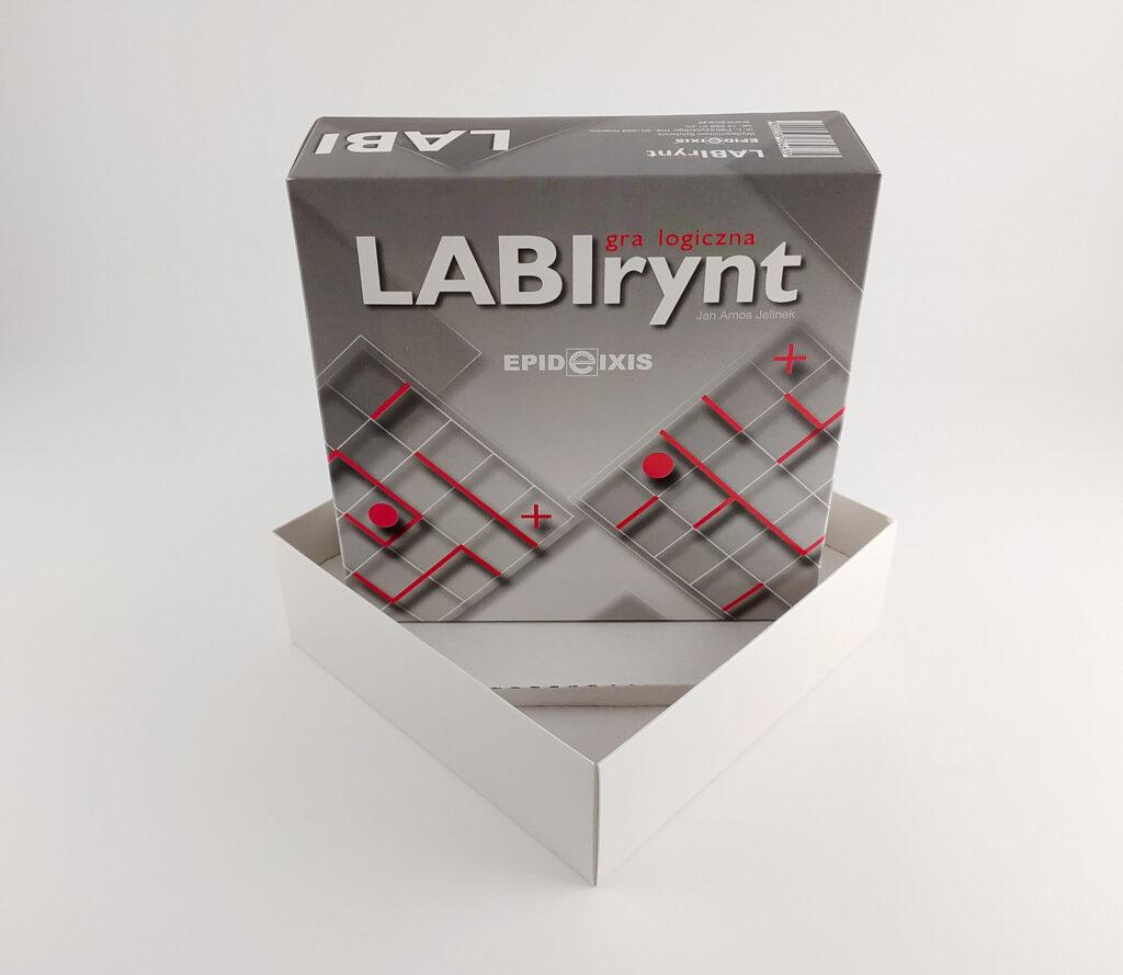 labirynt gra logiczna dla dzieci 5