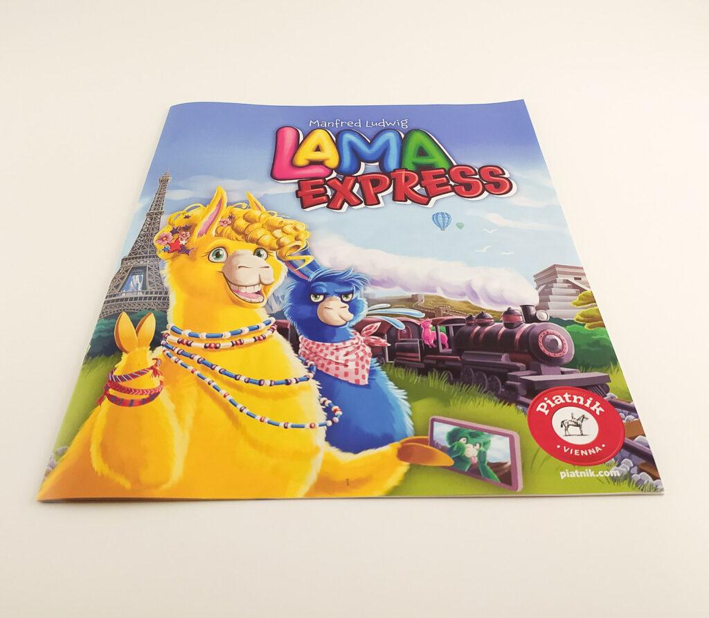 lama express gra planszowa 12