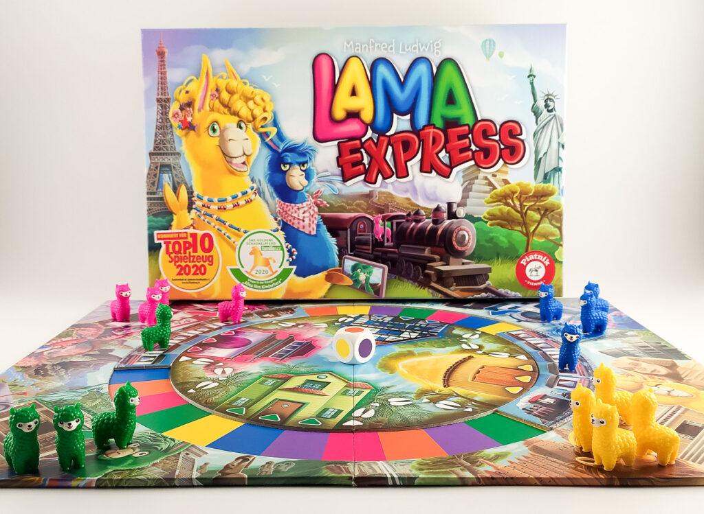 lama express gra planszowa 15